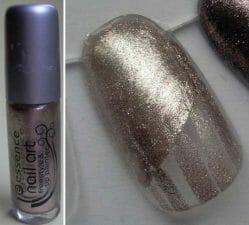 Produktbild zu essence nail art freestyle & tip painter – Farbe: 12 metallic champagne