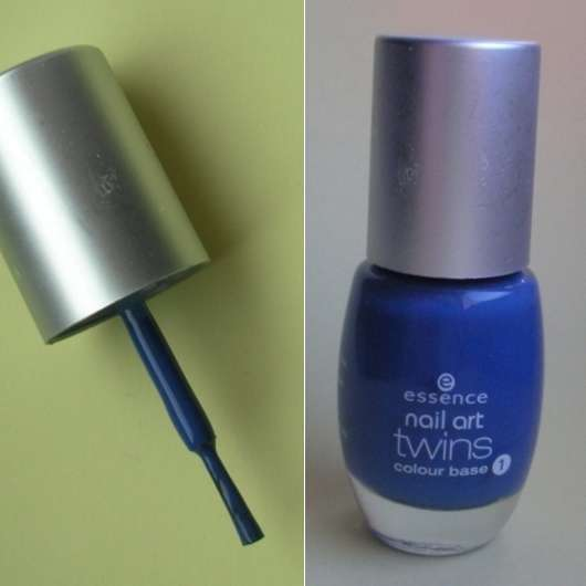 essence nail art twins colour base, Farbe: 07 Chuck