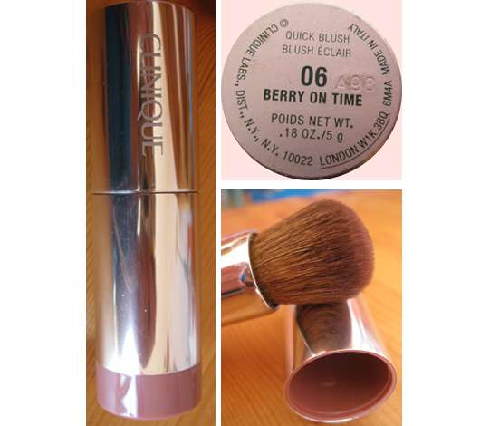 Clinique Quick Blush, Farbe: 06 Berry On Time