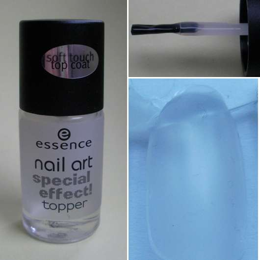 essence nailart special effect topper, Farbe: 07 soft touch