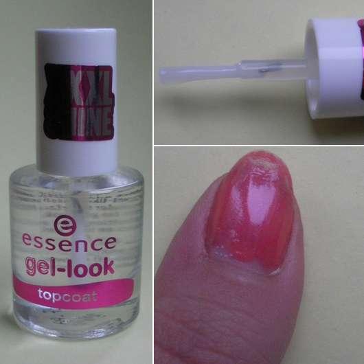 essence gel-look topcoat