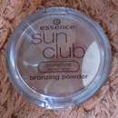 "essence sun club bronzing powder ""brunettes"""