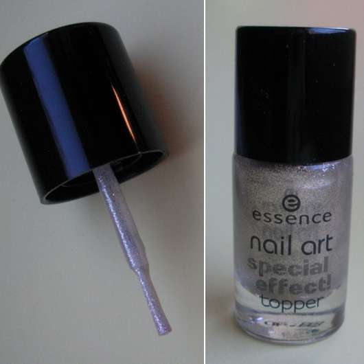 essence nail art special effect topper, Farbe: 06 you're a gold mine