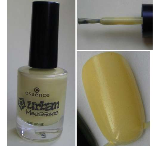 essence urban messages nail polish, Farbe: 05 wall of fame (Limited Edition)