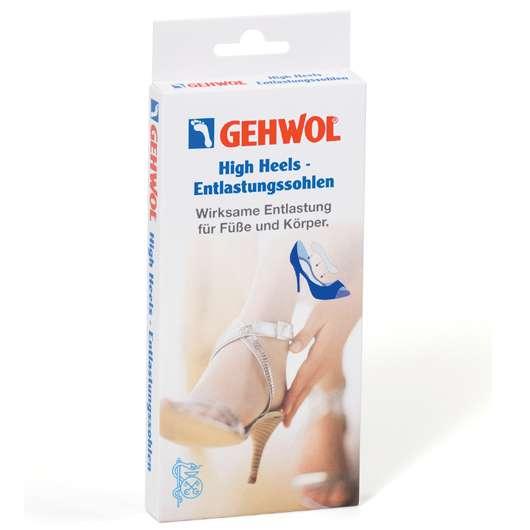 GEHWOL High Heels-Entlastungssohlen