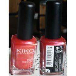 Produktbild zu KIKO nail lacquer – Farbe: 250