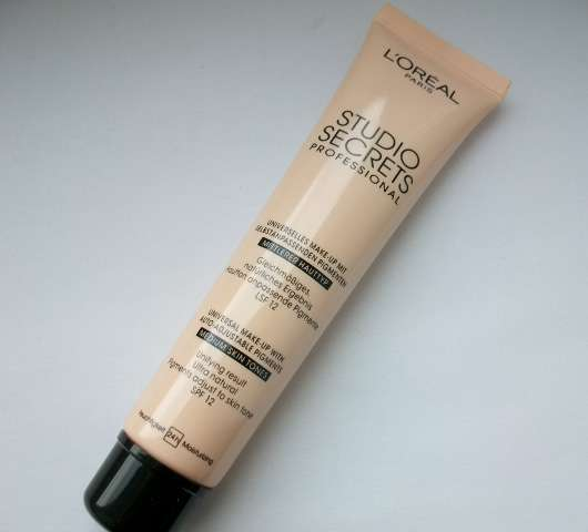 L'Oréal Studio Secrets Professional Universal Make-Up (Mittlerer Hauttyp)