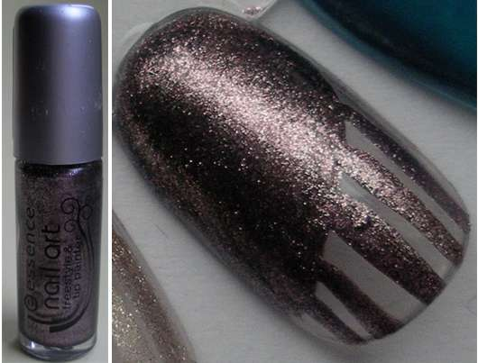 essence nail art freestyle & tip painter, Farbe: 11 grape-metallic rocks!