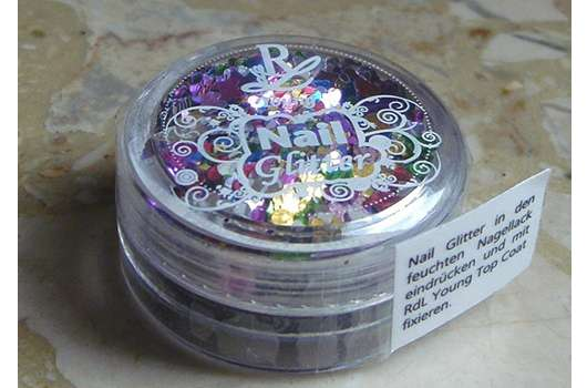 """Rival de Loop Young Nail Glitter (""""Crazy Nails"""" Limited Edition)"""