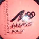 Manhattan loves Oktoberfest Rouge, Farbe: Wiesn Fever (Limited Edition)