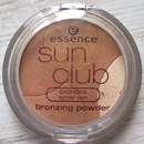 essence sun club bronzing powder, Farbe: island summer