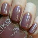 KIKO Nail Lacquer, Farbe: 318 Malva Chiaro