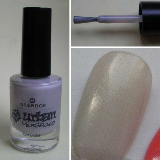 essence urban messages nail polish, Farbe: 02 skyscraper (Limited Edition)