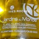 """Yves Rocher Jardins du Monde """"Ylang-Ylang von den Komoren"""" Flüssigseife"""