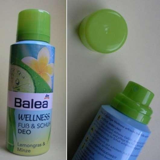 Balea Wellness Fuß & Schuh Deo
