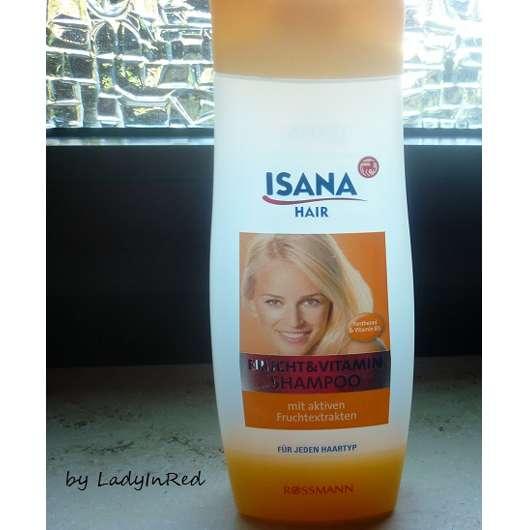 <strong>ISANA HAIR</strong> Frucht & Vitamin Shampoo