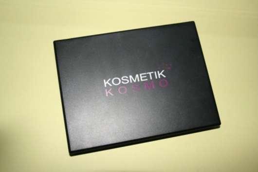 <strong>Kosmetik Kosmo</strong> Leerpalette für 12 Lidschatten