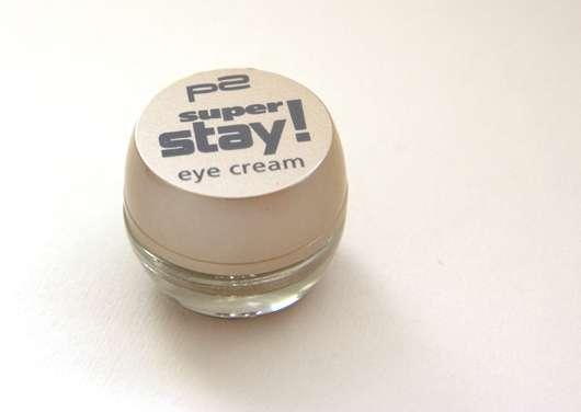 p2 super stay! eye cream, Farbe: sandy beach
