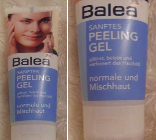Balea Sanftes Peeling Gel (für normale und Mischhaut)