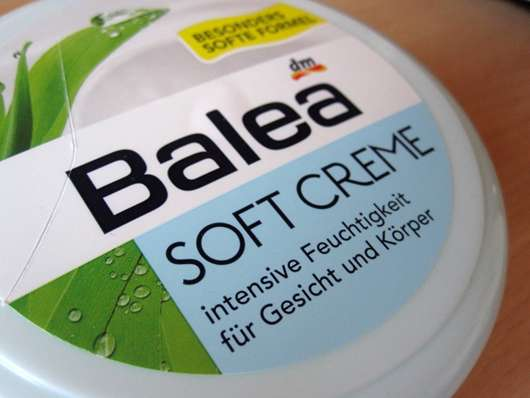 Balea Soft Creme