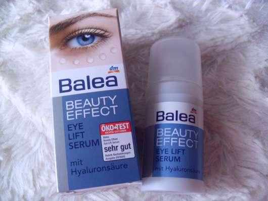 <strong>Balea Beauty Effect</strong> Eye Lift Serum