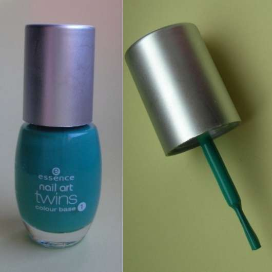 essence nail art twins colour base, Farbe: 06 Bella