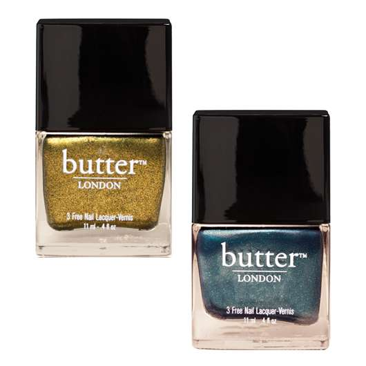 butter LONDON Autumn/Winter Collection 2011