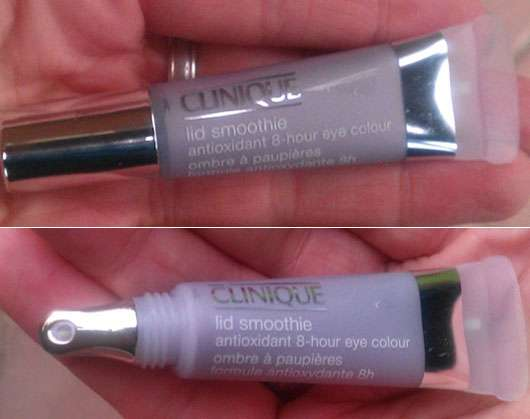 Clinique lid smoothie antioxidant 8-hour eye color, Farbe: 09 born freesia