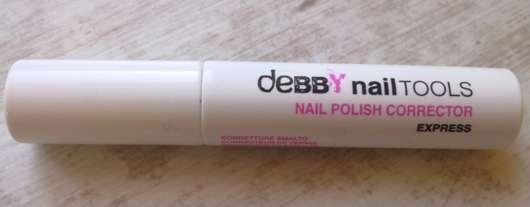 debby nail tools nail polish corrector express