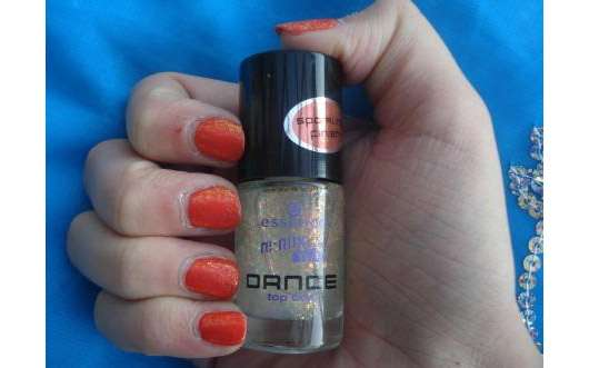 essence re-mix your style DANCE top coat, Farbe: 01 waking up in vegas (LE)