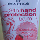 essence 24h protection balm strawberry cream cupcake (Winter Edition)