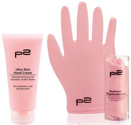 Tipps zur Hand- und Nagelpflege im Herbst/Winter von p2 cosmetics