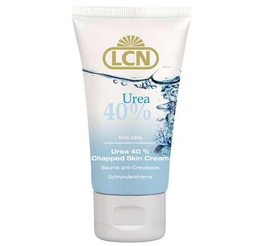 LCN erweitert Urea 10 % Foot Serie