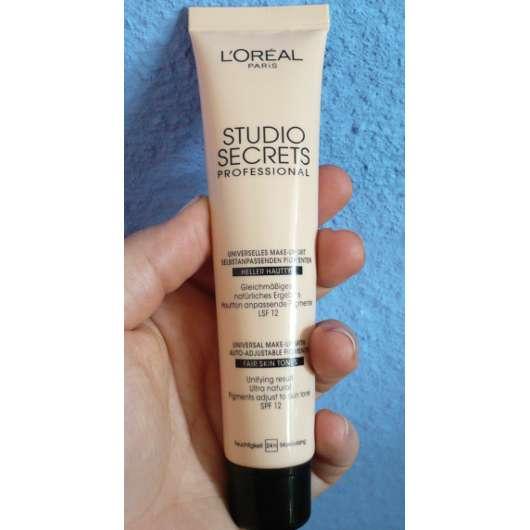 L'Oréal Studio Secrets Professional Universelles Make-up (helle Haut)