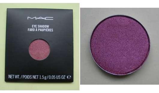 M.A.C. Eye Shadow, Farbe: Cranberry