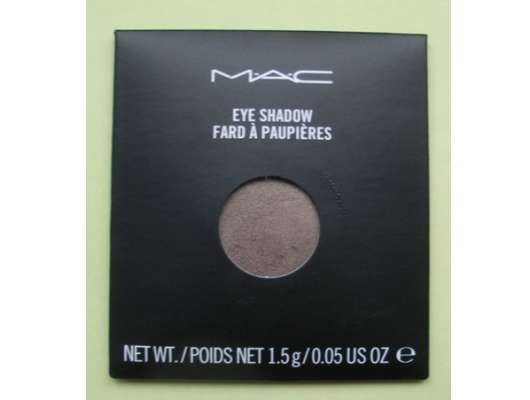 M.A.C. Eye Shadow, Farbe: Satin Taupe
