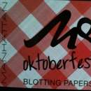 Manhattan loves Oktoberfest Blotting Papers (Limited Edition)