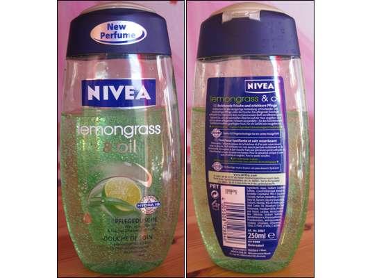 Nivea Pflegedusche lemongrass & oil