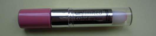 p2 unlimited color lip stain, Farbe: 010 rose it up!
