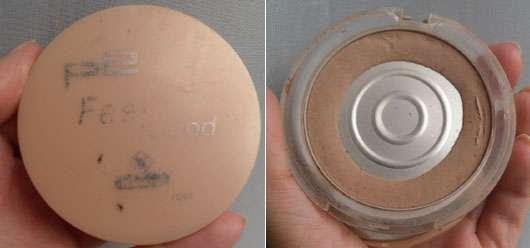 p2 feel good mineral powder, Farbe: 050 porcelain heaven