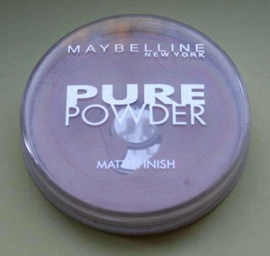 Maybelline Pure Powder Matt Finish, Farbe: 033 Amber Beige