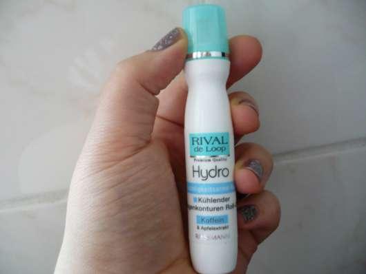 Rival de Loop Hydro Kühlender Augenkonturen Roll-On (Koffein & Apfelextrakt)