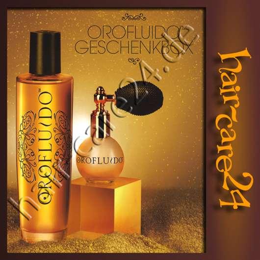 Revlon Orofluido Christmas Geschenkbox