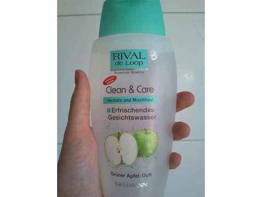 Rival de Loop Erfrischendes Gesichtswasser Grüner Apfel (Limited Edition)