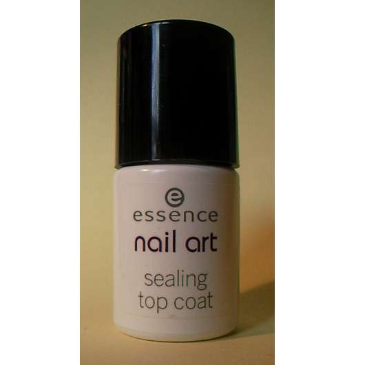 essence nail art sealing top coat