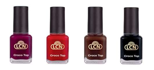 """Die neuen """"Crocofever"""" Lacke von LCN"""