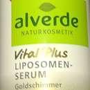 alverde Vital Plus Liposomen-Serum (sehr reife Haut)