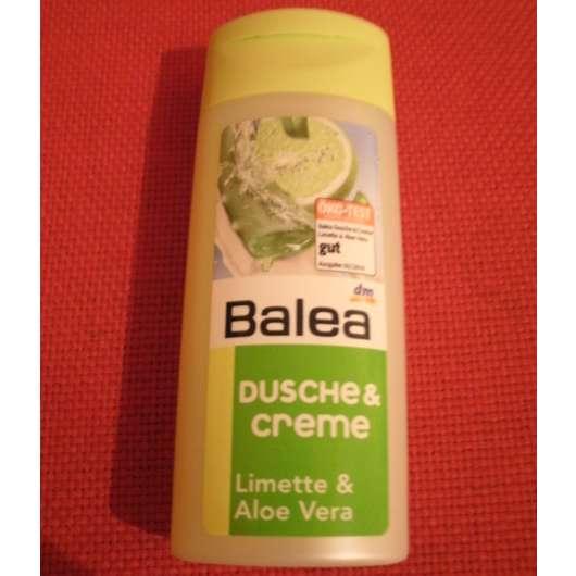 """Balea Dusche & Creme """"Limette & Aloe Vera"""""""