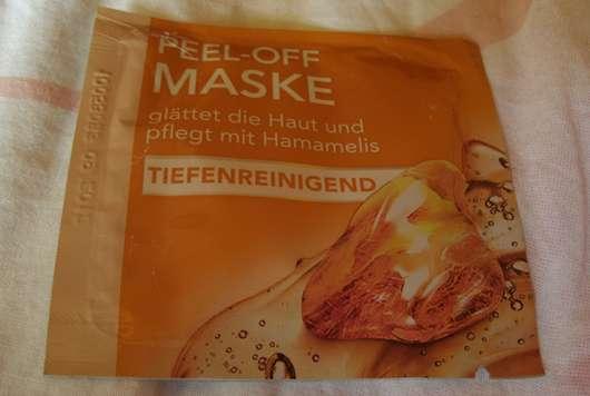 Balea Peel-Off Maske (Tiefenreinigend)