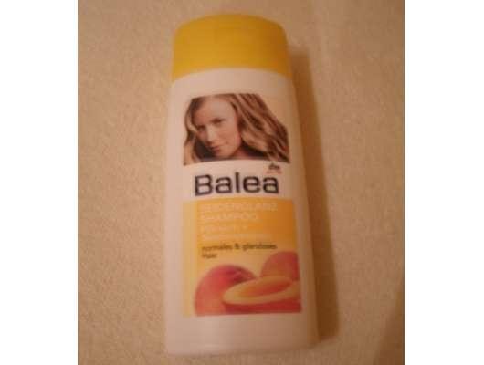 Balea Seidenglanz Shampoo normales und glanzloses Haar